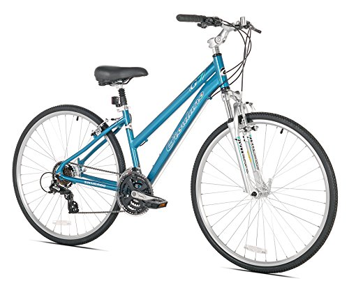 Giordano G7 Women's Hybrid Bike, 700c
