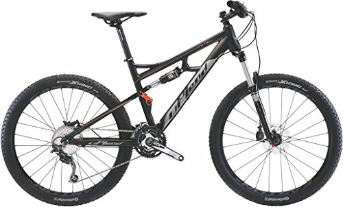 Upland Dual Suspension Mountain Bike Fate 27.5 Medium (Orange)