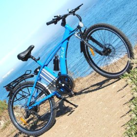 Kila Bikes Rugged Pedelec Electric Bicycle – Lithium Battery – Brushless motor