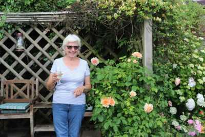 Glenys McDonald's Garden