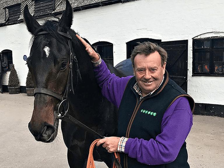 Nicky Henderson, Viewing Morning | Biddestone Racing