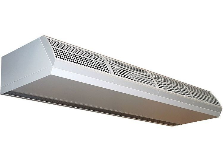 comfort air curtains for industrial