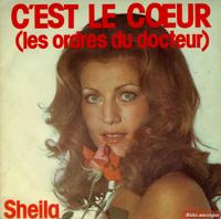 """Résultat de recherche d'images pour """"Sheila c'est le coeur"""""""