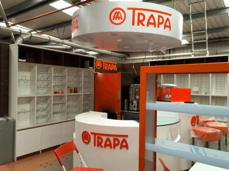 trapa stand6