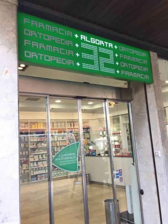 Carteles para farmacias 4