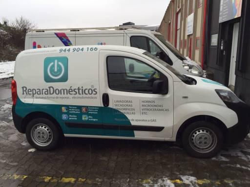 Rótulos para furgonetas: vinilos ReparaDomésticos 3