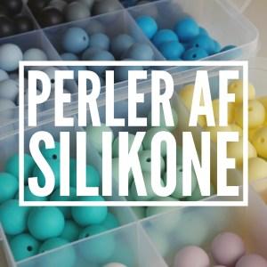 Perler af silikone