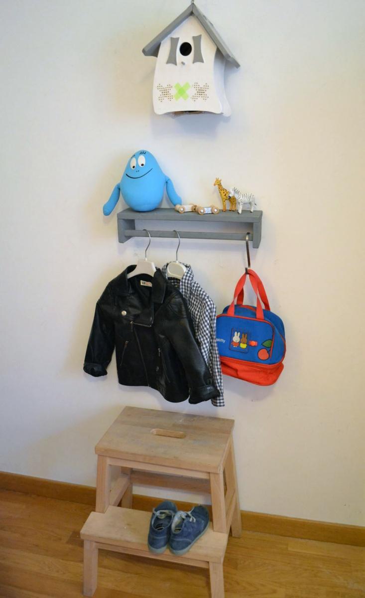 Porte Manteau Pour Enfants