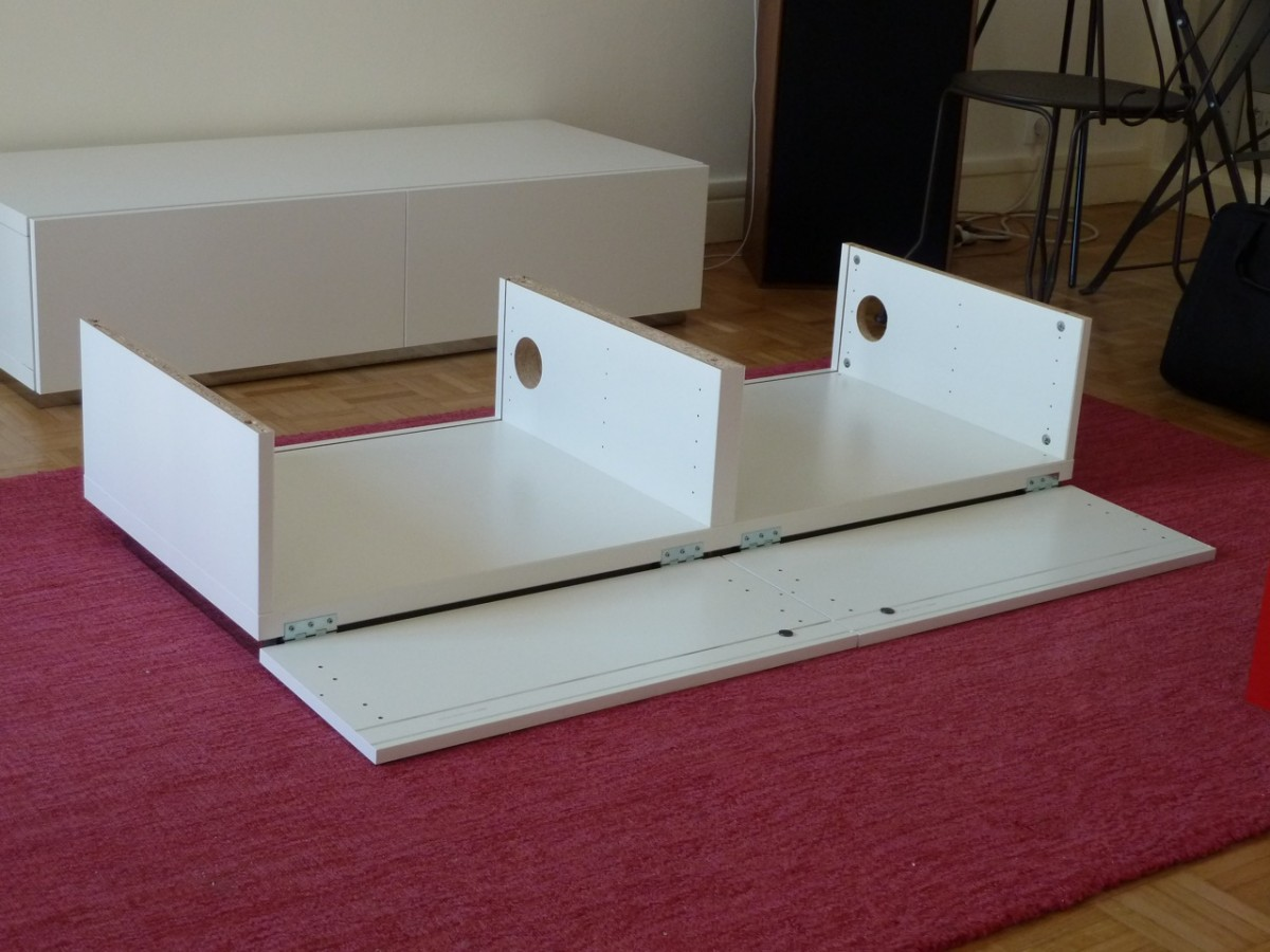 Meuble TV Pur Et Design DIY Bidouilles IKEA