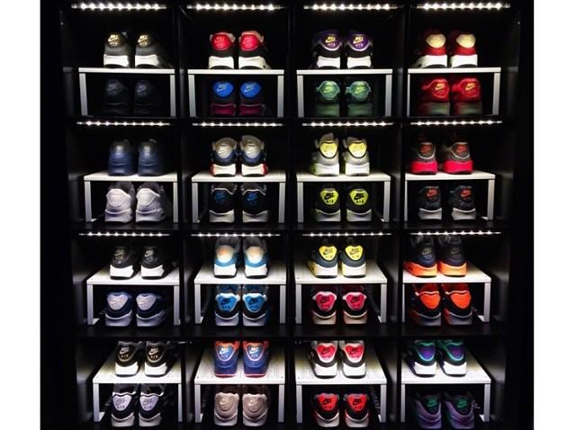 Prsentoir Rangement Chaussures EXPEDIT