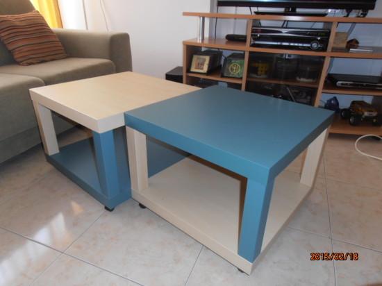 Table Basse Avec 4 Lack