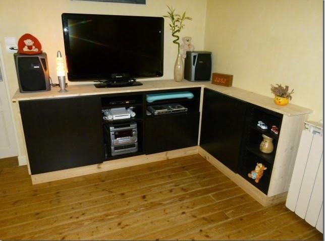 Meuble TV Avec BEST Bidouilles IKEA