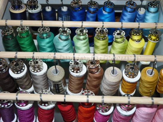 Un Rangement Boite A Couture Pour Vos Bobines Et Fils