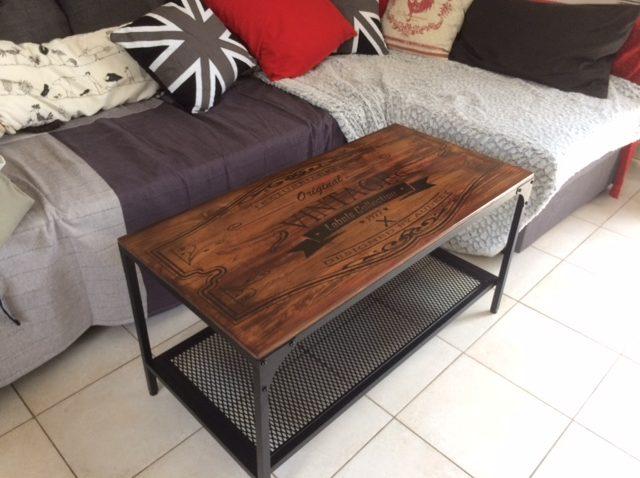 customisation table basse fjallbo