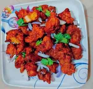Restaurant Style Chicken Pakora