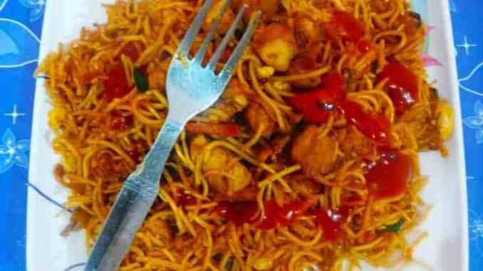 restaurant style chicken chow mein recipe