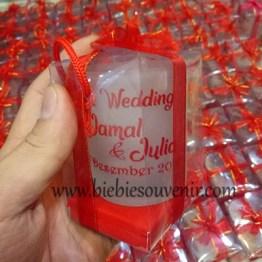 souvenir pernikahan gelas kecil murah