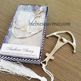 souvenir pernikahan unik Anchors Away opener