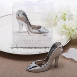 souvenir pernikahan unik Cinderella shoes openr
