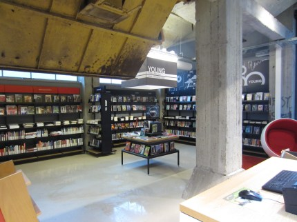 Library Utrecht Cereol Blackbox
