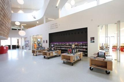Bibliothek Winschoten Blackbox