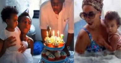 Beyonce Brown Skin Girl Video ft Blue Ivy Carter Saint Wizkid