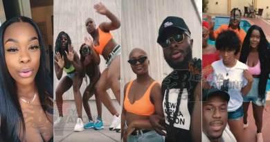 Fuse ODG Cool Down video ft Olamide Joey B Kwamz Flava