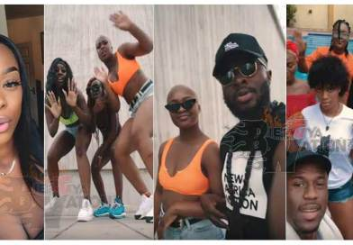 Fuse ODG ft. Olamide, Joey B, Kwamz & Flava – Cool Down (Official Music Video)