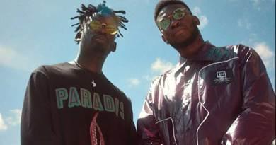 Nonso Amadi ft Mr Eazi Go Outside Music Video.