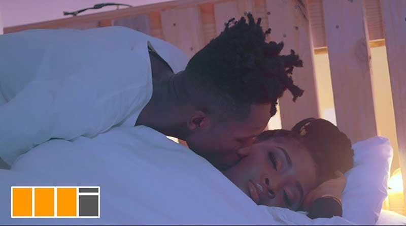 Strongman Nana Ama music video TubhaniMuzik.