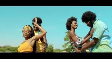 Efya ft Medikal Ankwadobi Video.
