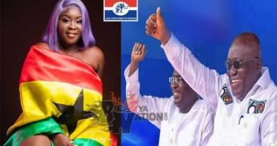 I want to be president of Ghana - Maame Serwaa