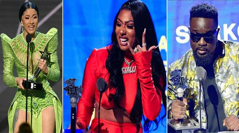 Winners list 2019 BET Hip Hop Awards, Cardi B.