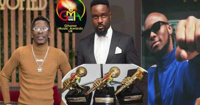 2019 Ghana Music Awards GMA UK full winners list.
