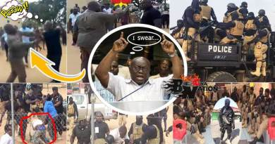 Government White Paper on Emile Short commission report of Ayawaso West Wugon by-election.