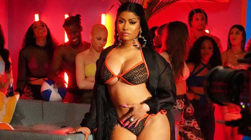 Nicki Minaj ft Megan Thee Stallion Lil Nas X Monty Cookie Video.