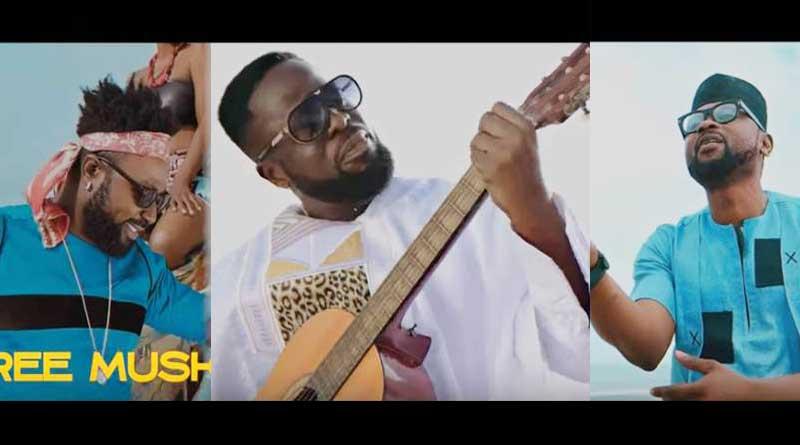 Ofori Amponsah ft Kofi Nti Barosky Wate Manim Video, produced by Kindee