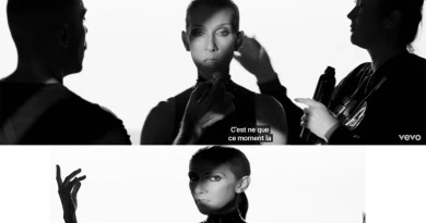 Céline Dion Courage Video directed by Se Oh.