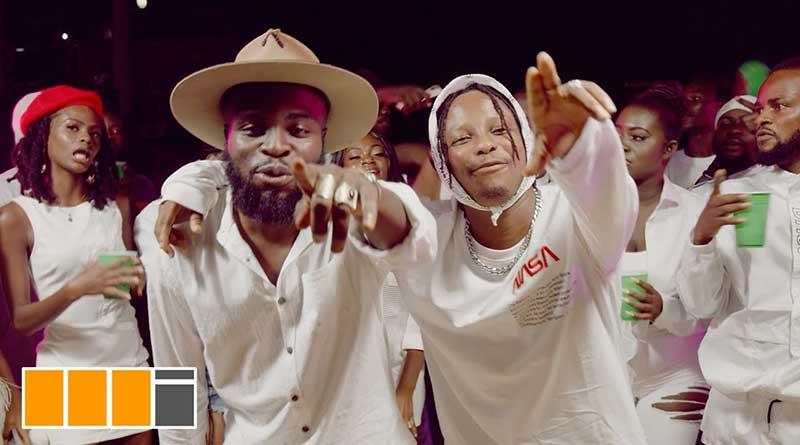 Kelvyn Boy ft M.anifest Yawa No Dey Music Video directed by Kofi Awuah II, produced by Samsney.