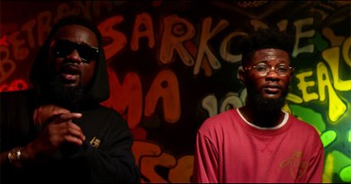Lyrical Joe ft Sarkodie Betrayal Video directed by Rich Adofo.