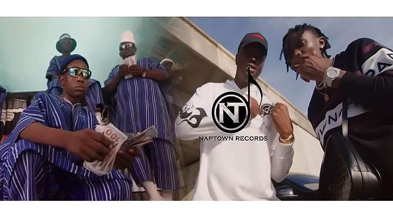 Nappy ft Burna Boy Aye Music Video directed by TG Omori.