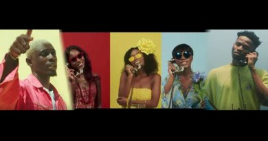 RJZ ft Kwesi Arthur Hello Daddy Music Video directed by Henry Akrong , produced by Uche B.