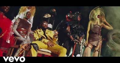 Davido ft Wurld Naira Marley Zlatan Sweet in the Middle Video directed by Meji Alabi.