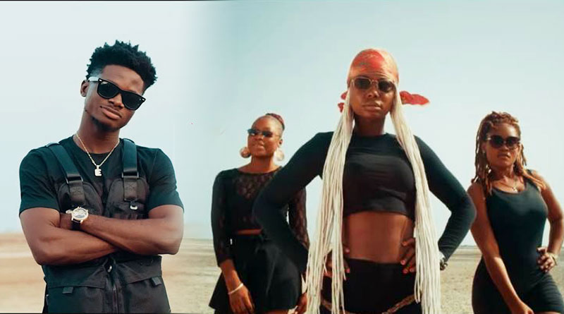 Kuami Eugene Turn Up Music Video directed by Rex.