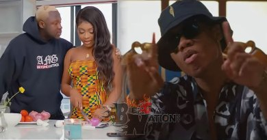 Medikal ft KiDi – Come Back Music Video directed by Yaw Skyface, produced by MOG Beatz.