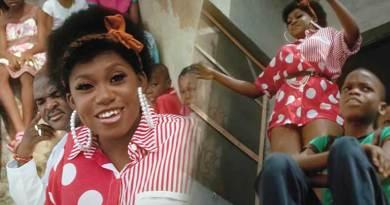 Niniola Omo Rapala Music Video directed by Adasa Cookey, produced by Sarz.