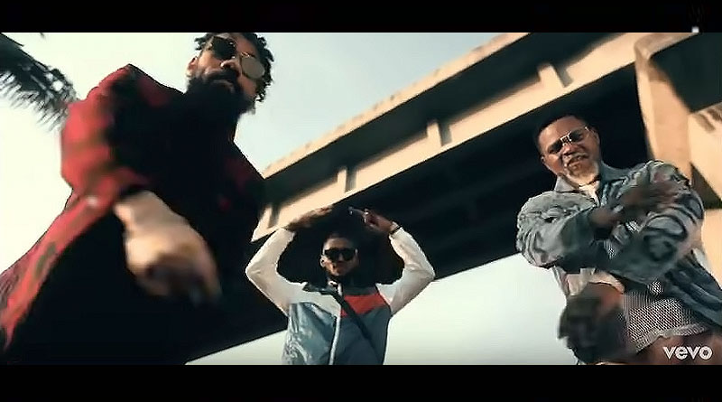 Phyno ft Phenom Falz Get The Info Music Video directed by Clarence Peters, produced by JaySynths Major Bangz.