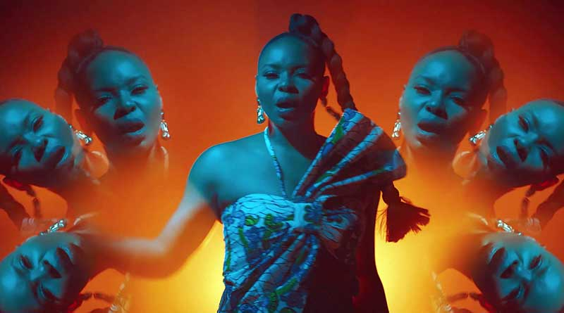 Yemi Alade – Lai Lai Music Video directed by Paul Gambit, produced by Egar Boi.