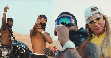 Blaq Jerzee ft WizKid-Arizona Music Video directed by Nelsonegh, produced by Blaq Jerzee.