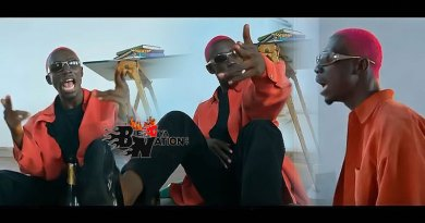 Bosom P-Yung Odo Ndwom Music Video directed by Gordon Appiah.